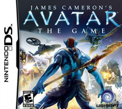 Download james cameron's avatar the game playstation portable.